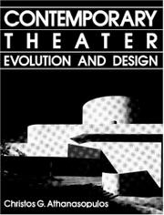 CONTEMPORARY THEATER by Christos G. Athanasopulos