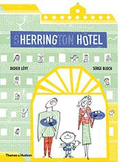 HERRING HOTEL by Didier Lévy