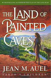 Book Cover for THE LAND OF PAINTED CAVES