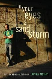 Book Cover for IN YOUR EYES A SANDSTORM