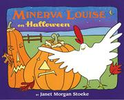 Cover art for MINERVA LOUISE ON HALLOWEEN