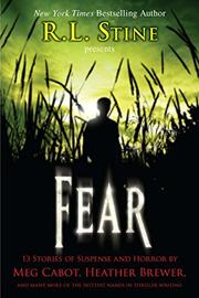 Cover art for FEAR