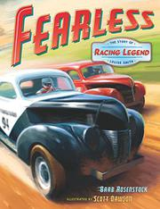 FEARLESS by Barb Rosenstock