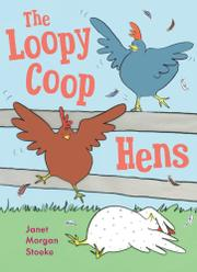 Book Cover for THE LOOPY COOP HENS