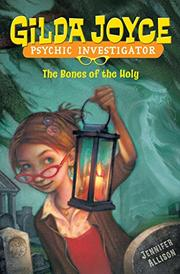 Cover art for THE BONES OF THE HOLY