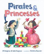 Book Cover for PIRATES AND PRINCESSES
