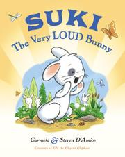 Cover art for SUKI, THE VERY LOUD BUNNY