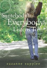Cover art for SOMEBODY EVERYBODY LISTENS TO
