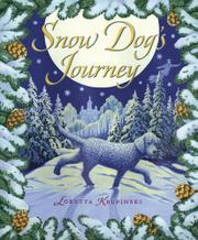 Cover art for SNOW DOG'S JOURNEY