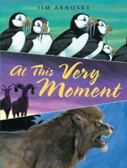 Book Cover for AT THIS VERY MOMENT