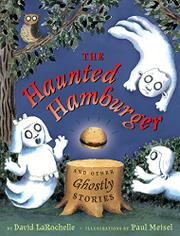 Cover art for THE HAUNTED HAMBURGER
