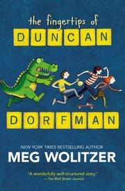 Book Cover for THE FINGERTIPS OF DUNCAN DORFMAN