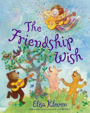 Cover art for THE FRIENDSHIP WISH