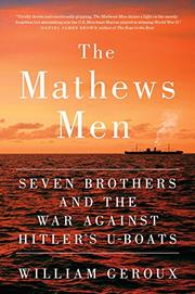 THE MATHEWS MEN by William Geroux