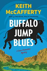 BUFFALO JUMP BLUES by Keith McCafferty