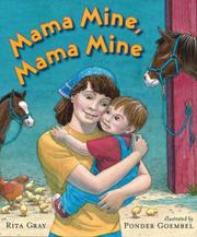 Book Cover for MAMA MINE, MAMA MINE