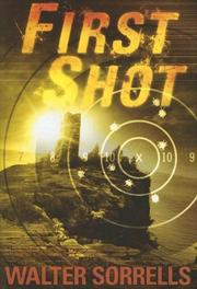 Book Cover for FIRST SHOT
