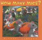 Cover art for HOW MANY MICE?