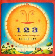 123 by Alison Jay
