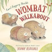 Cover art for WOMBAT WALKABOUT
