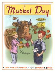 MARKET DAY by Carol Foskett Cordsen