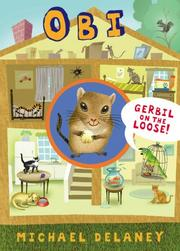 Cover art for OBI, GERBIL ON THE LOOSE!
