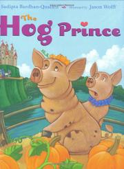 Book Cover for THE HOG PRINCE