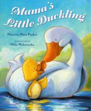 Book Cover for MAMA'S LITTLE DUCKLING