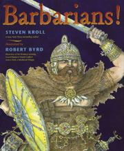 Cover art for BARBARIANS!