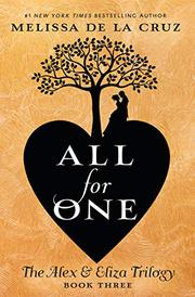 ALL FOR ONE by Melissa de la Cruz
