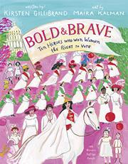 BOLD & BRAVE by Kirsten Gillibrand