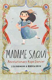 MADAME SAQUI by Lisa Robinson