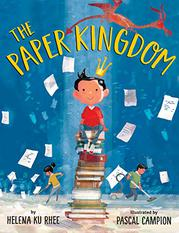 THE PAPER KINGDOM by Helena Ku Rhee