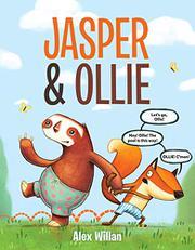 JASPER & OLLIE by Alex Willan
