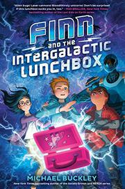 FINN AND THE INTERGALACTIC LUNCHBOX by Michael Buckley