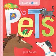 PETS by Jill McDonald