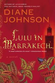 Cover art for LULU IN MARRAKECH