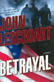 Book Cover for BETRAYAL