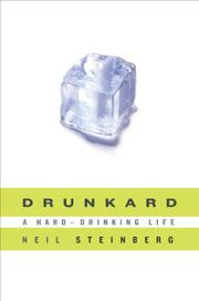 Book Cover for DRUNKARD