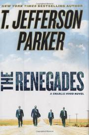 Cover art for THE RENEGADES
