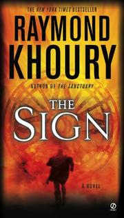 Book Cover for THE SIGN