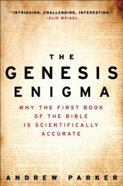 Cover art for THE GENESIS ENIGMA