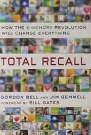 TOTAL RECALL by Gordon Bell