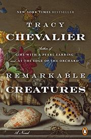 Cover art for REMARKABLE CREATURES