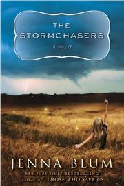 Cover art for THE STORMCHASERS