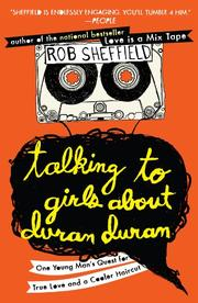 Cover art for TALKING TO GIRLS ABOUT DURAN DURAN