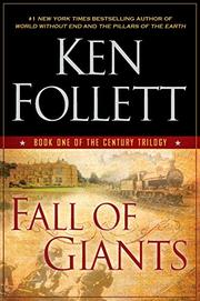 Cover art for FALL OF GIANTS