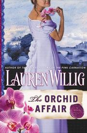 Cover art for THE ORCHID AFFAIR