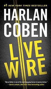 Cover art for LIVE WIRE
