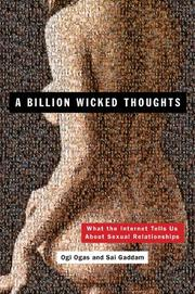 Cover art for A BILLION WICKED THOUGHTS